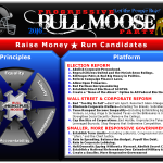 Bull Moose Principles and Platform