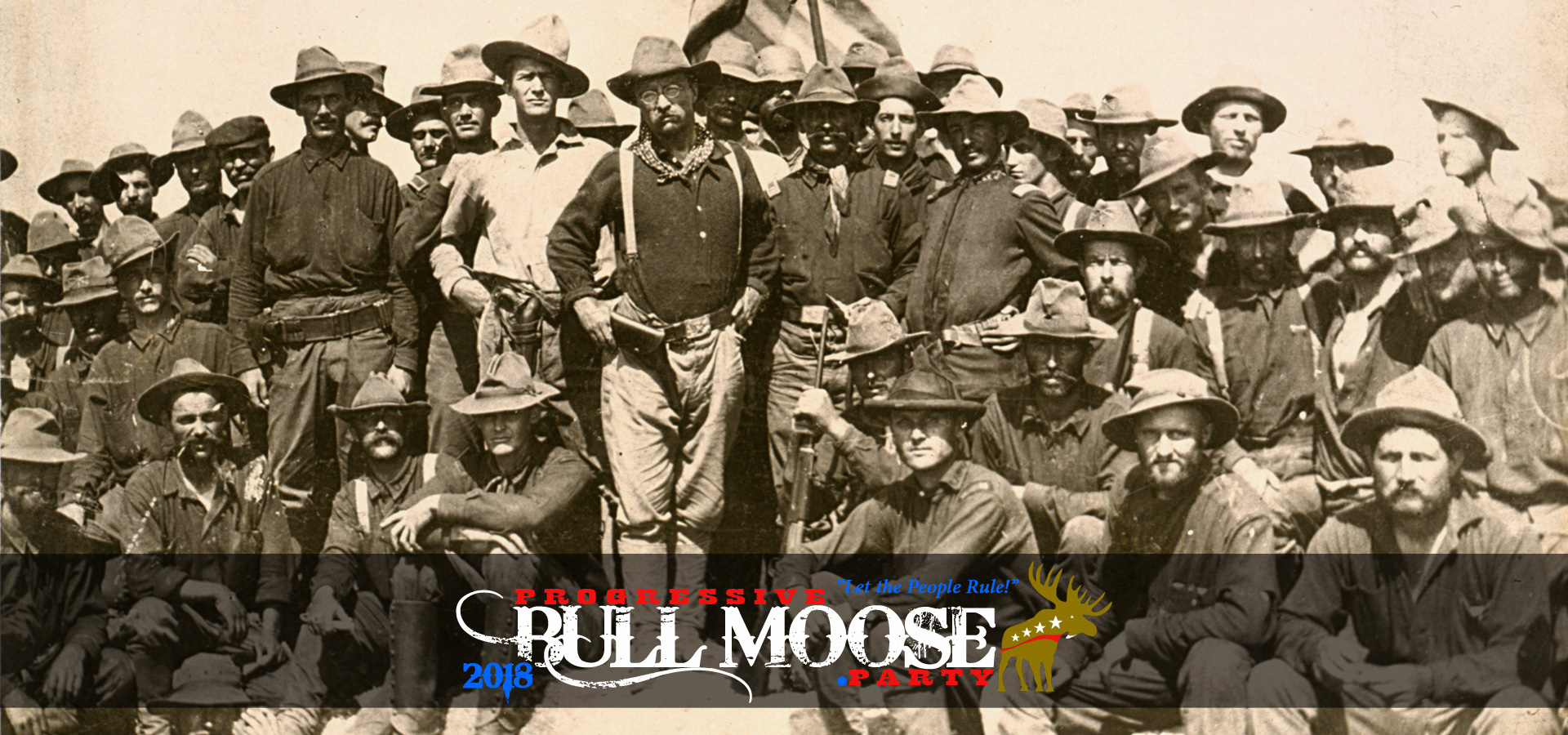 Platform - Progressive Bull Moose Party